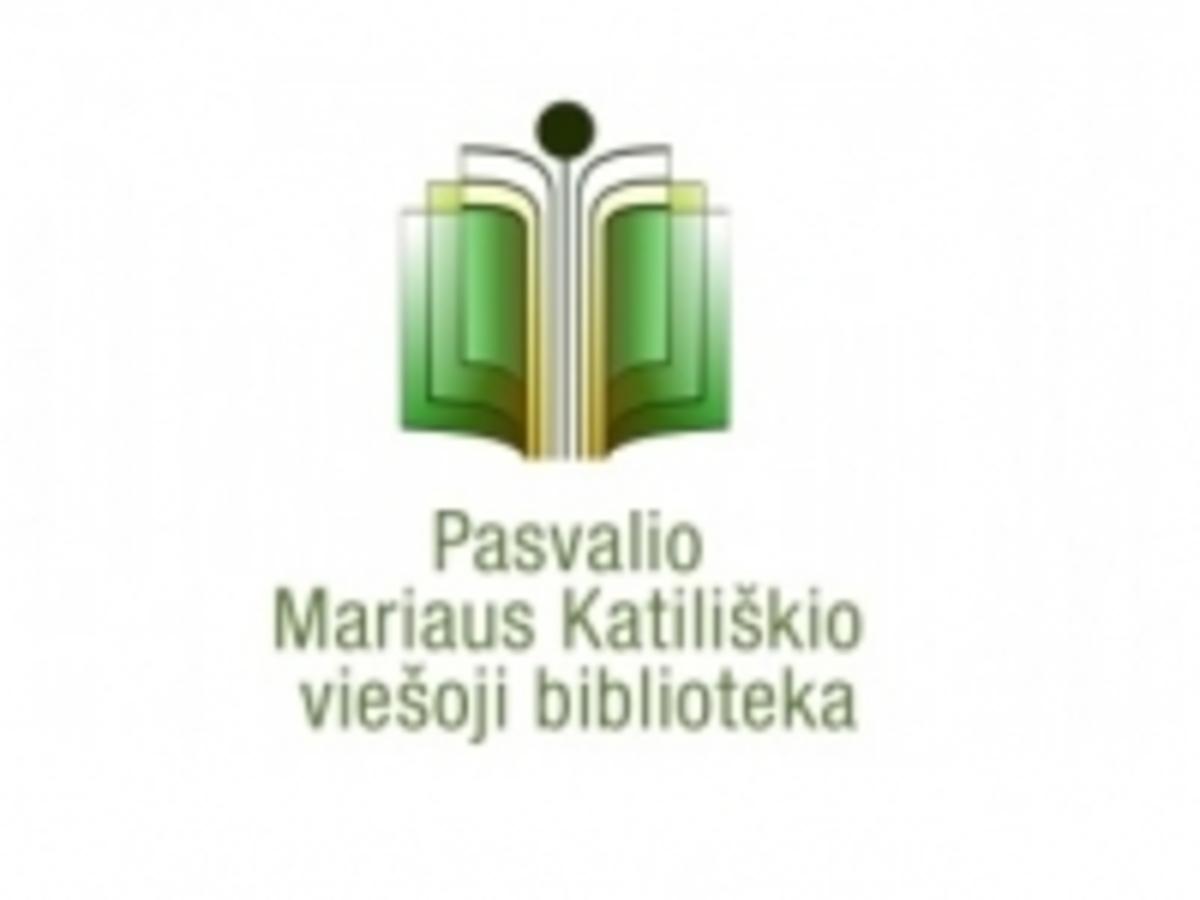 Pasvalio Mariaus Katiliškio viešoji biblioteka